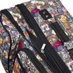 2 Pce Luggage Set  Classic Diva Dogs