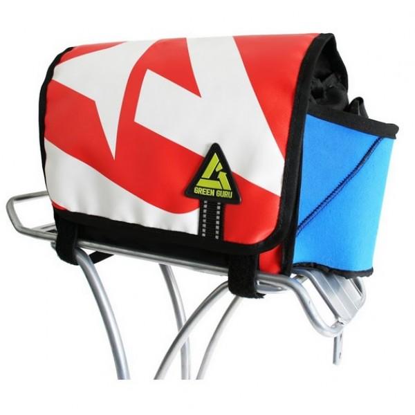 Cyclist Kickstand Cooler Rear Rack