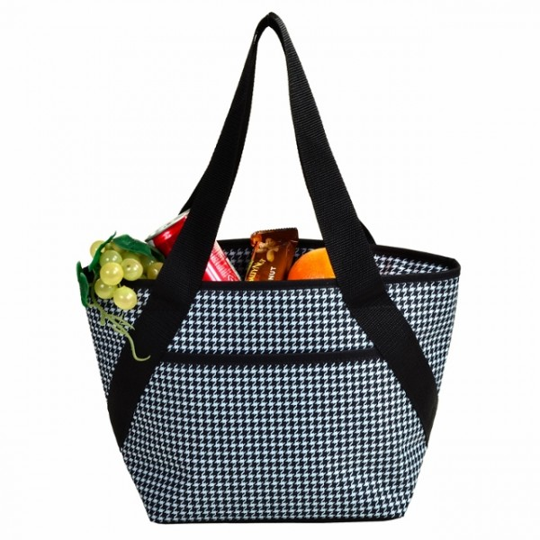Lunch Tote Houndstooth